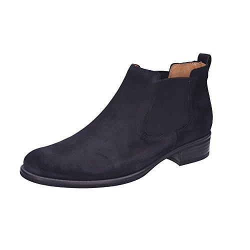 GABOR - Damen Stiefeletten - Blau Schuhe in Übergrößen, Größe:42