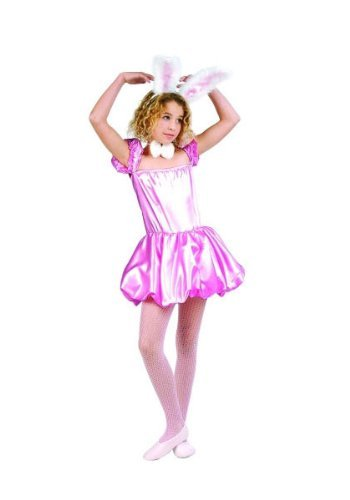 RG Costumes Honey Bunny Costume, Child Large/12-14 by RG Costumes