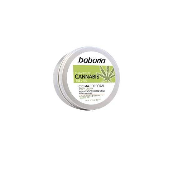 crema de cannabis babaria