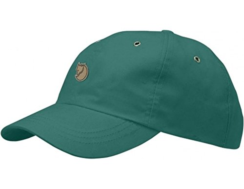 Fjällräven Helags Baseball Cap, Copper Green, L/XL