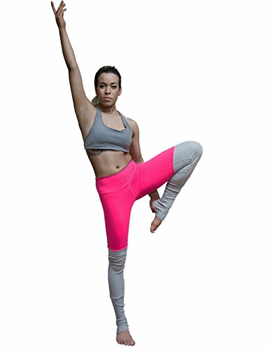 CROSS1946 - Leggings sportivi -  donna Rose with Grey