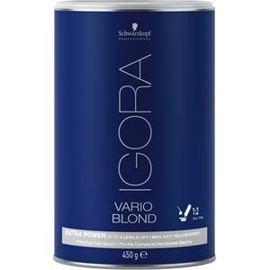 Schwarzkopf Igora Vario Blond Extra Power Decolorante Capelli 450 ml