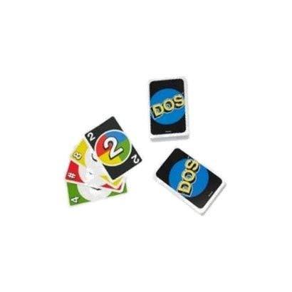 Mattel DOS Kartenspiel FRM36