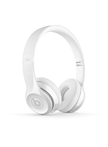 Beats by Dr. Dre Solo 3 Wireless Kopfhörer gloss weiß