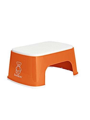 babybjorn-step-stool-orange