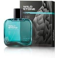 Wild Stone Edge Perfume, Blue, Fresh, 50 ml