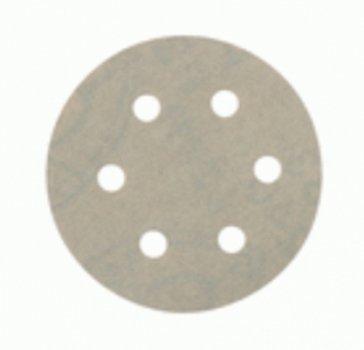 METABO - HOJA LIJAR ADHESIVO/A DIAMETRO 80MM P3 (25U)