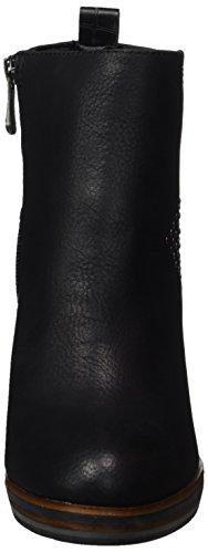 Marco Tozzi 25326, Bottes Femme Noir (Black Ant.comb)
