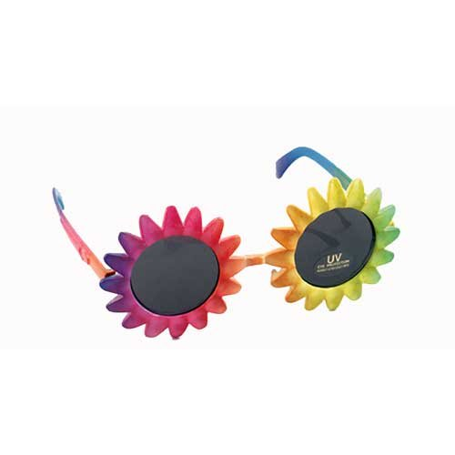 Sunglasses. Sunflower. Multi