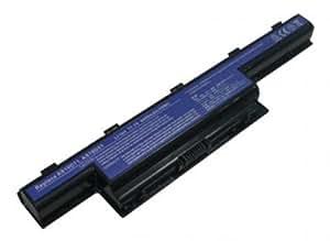 ukbattery Batterie de rechange pour ordinateur portable ACER TravelMate 5744, TravelMate 5744G, TravelMate 5744Z, Travelmate 5760, Travelmate 5760G
