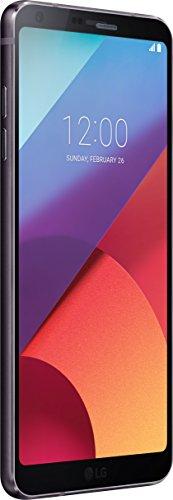 LG Mobile G6 Smartphone pantalla de 5 7 pulgadas QHD Plus Full Vision 32GB ROM 4GB RAM Android 7.0 Color Negro