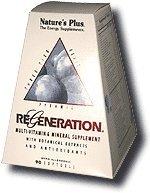 Regeneration, Multi-Vitamin & Mineral Supplement, 90 Softgels