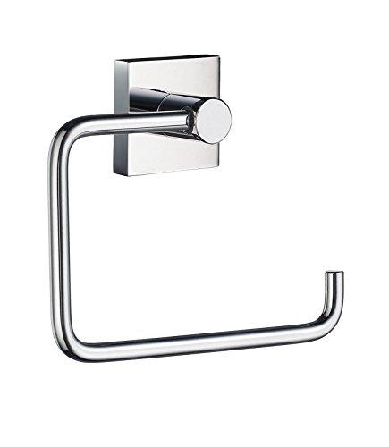 Smedbo House Toilettenpapierhalter Ohne Deckel RK341 Chrom Glänzend