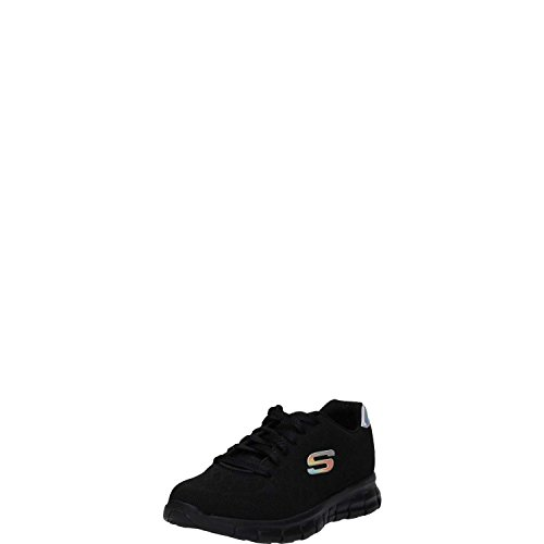 Skechers - Synergy-Moonlight Madness, Sneakers da donna Nero