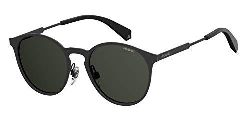 Polaroid - pld 4053/s - occhiali da sole donna rotondi - polarizzati - metallo - 100% uv400 protezione - custodia protettiva inclusa