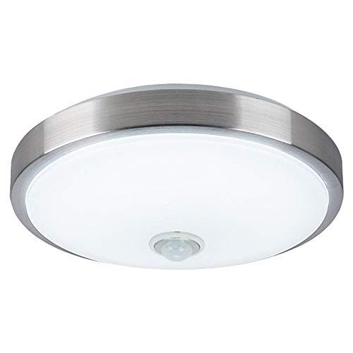 ZHMA Sensor de movimiento Sensor de cuerpo de lámpara de techo de...