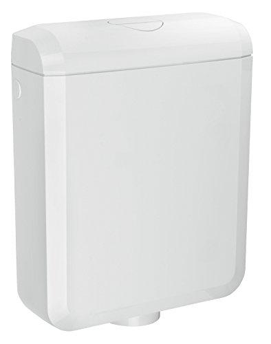 Cornat LEDA NEW Spülkasten, weiss, 2-Mengen-Technik, SPK1400