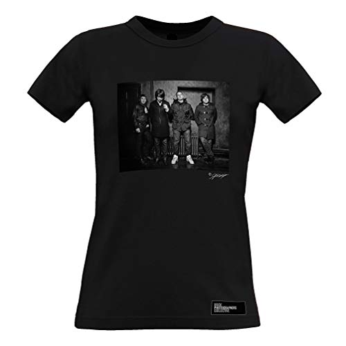 Arctic Monkeys, London, 2010 (AC) Damen T-Shirt - Schwarz/L