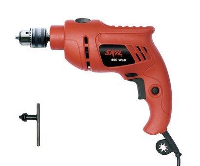 Skil 6510 Impact Drill 450w 10mm Vari-Speed Reversible