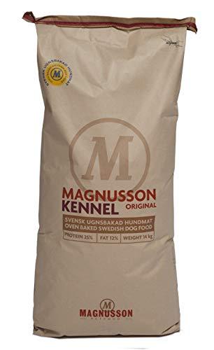 MAGNUSSONS Original Kennel Alleinfuttermittel für alle Hunde, deckt den täglichen Nahrungsbedarf komplett ab