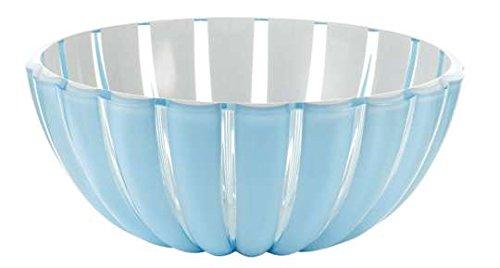 Guzzini Grace 29692081 - Saladier 20 cm, Couleur Bleu Azur