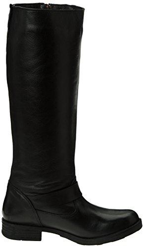 Inuovo In Advance Damen Stiefel & Stiefeletten Schwarz - Schwarz (Black)