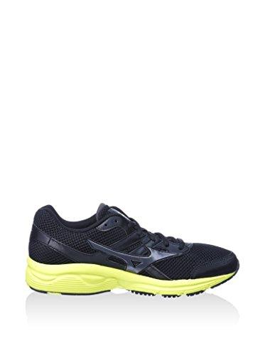 Mizuno - Spark, Scarpe sportive Uomo nero / giallo