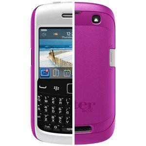 Otterbox Commuter Case für BlackBerry Curve 9360 rosa/weiß Otterbox Blackberry Curve