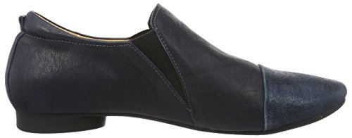 Think! Damen Guad Slipper Blau (navy/kombi 88)