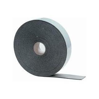 Kaimann Black Foam (Armaflex Type) Pipe Insulation Lagging Tape 3mm Thick 50mm Wide 15m Long Class O