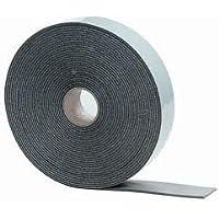 Armaflex kaimann negro espuma (tipo) cinta de aislamiento para tubería rezagado 3mm de grosor 50mm de ancho, 15m de largo clase o