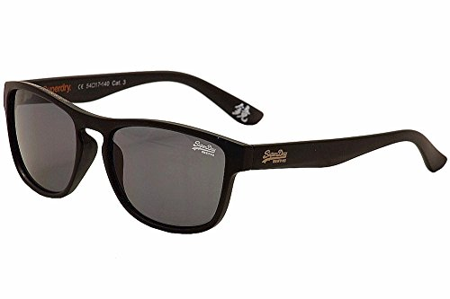 Superdry Rockstar 104B Matte Black Grey