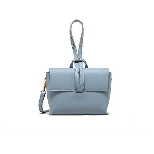 Schulter Handtaschen Damen Handtaschen Große Womens Taschen Tote Schulter Top Handle Taschen Blue