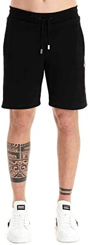 Luxury Fashion | Philipp Plein Men MJT1486PJO002N02 Black Polyester Shorts | Spring-summer 20