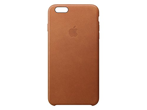 Apple Leder Case (iPhone 6s) - Sattelbraun