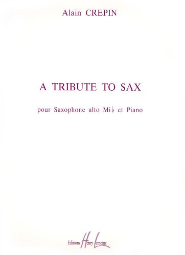 A Tribute to Sax