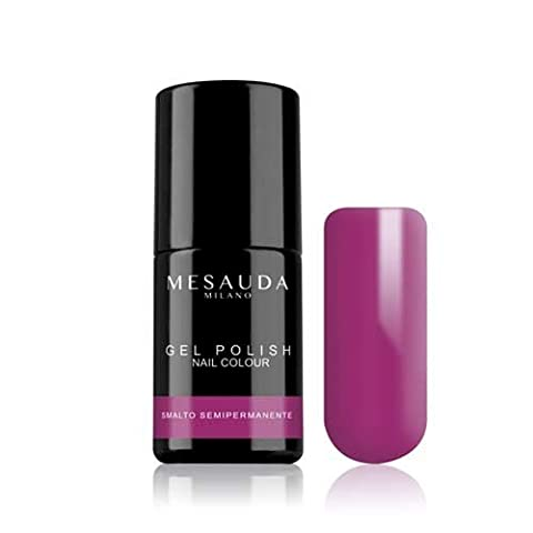 mesauda Polish Milano Gel Nail Polish 5 ml Ultrabond Nail Prep 163 CHESHIRE CAT