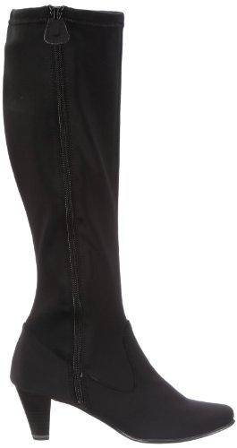 Jana Fashion 8-8-26518-27, Stivali donna Nero (Schwarz/BLACK)