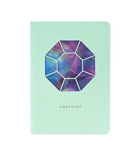 Der Geburtsstein Kollektion Notebook–Amethyst von Portico (Amethyst Handtaschen)