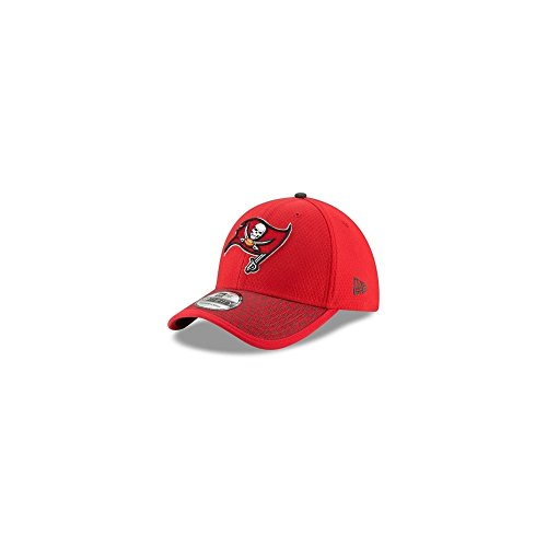 low priced 27a8c db965 New Era 39Thirty Cap NFL 2017 SIDELINE Tampa Bay Buccaneers - S M