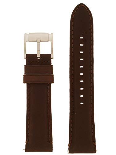22mm Leder Braun Uhrband FS4851 / LB-FS4851 ()