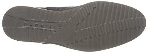 Bugatti Herren 311454056910 Derbys Grau (Dark Grey)