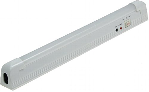 SMD LED Notleuchte, Notbeleuchtung Fluchtwegleuchte inkl. Akku, verschiedene Ausführungen und Längen, 30, 60, o. 90 LED´s (CT-80-30LED-300mm)