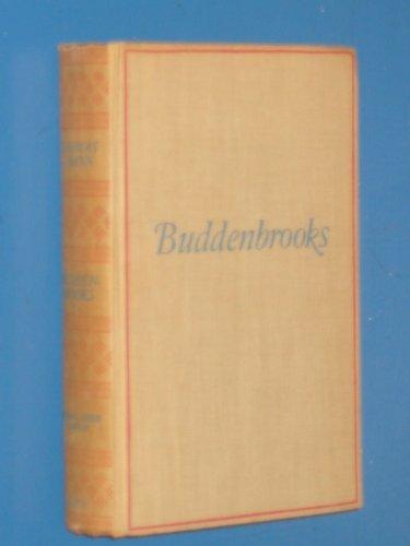 Buddenbrooks, Verfall einer Familie