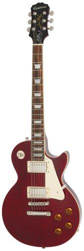 Epiphone Les Paul Standard Plustop PRO - Guitarra eléctrica, color vintage sunburst