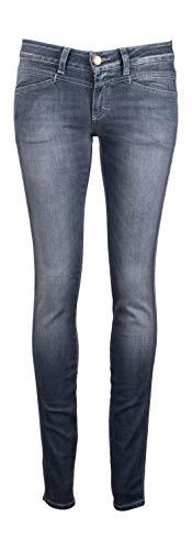 Closed Damen Skinny Jeans Pedal Star grau - 31