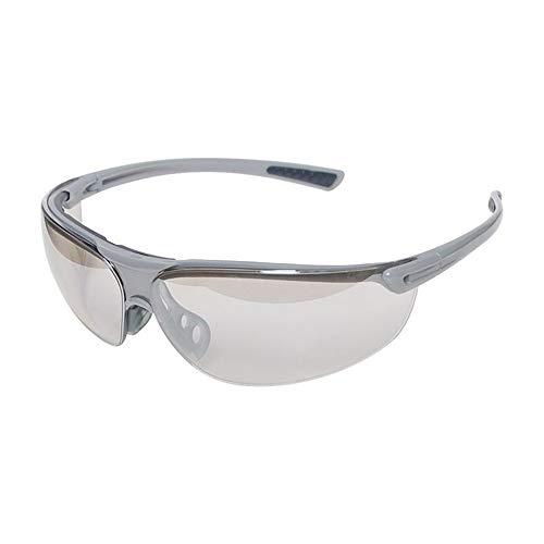 Yiph-Sunglass Sonnenbrillen Mode Schutzbrille mit durchsichtigen Anti-Fog-Kratzfest-Linsen und rutschfesten Griffen, UV-Schutz Einstellbar