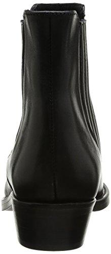 Stivali Da Donna Jonak 321 Roty Cu H4 Neri (noir (cuir Noir))