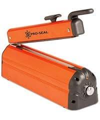 Pro-Seal Desk Top Impulse Heat Sealer 650 x 100 x 175 Seal (420mm x 2.5mm)