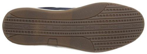Josef Seibel Gatteo 06 Herren Slipper Blau (549 saphir/tabak)